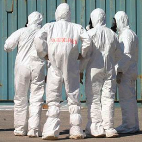 Biological Weapons Under Review