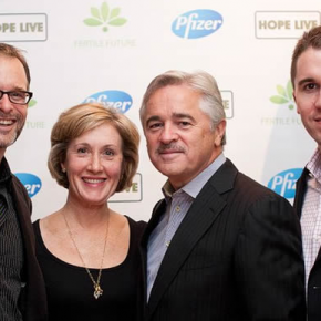 Hope Live gala works to preserve fertility before chemotherapy.