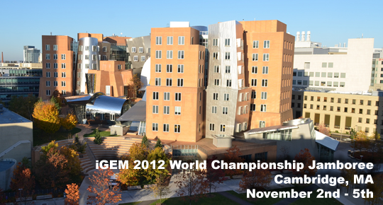 iGEM Regionals complete, now onto World Championship