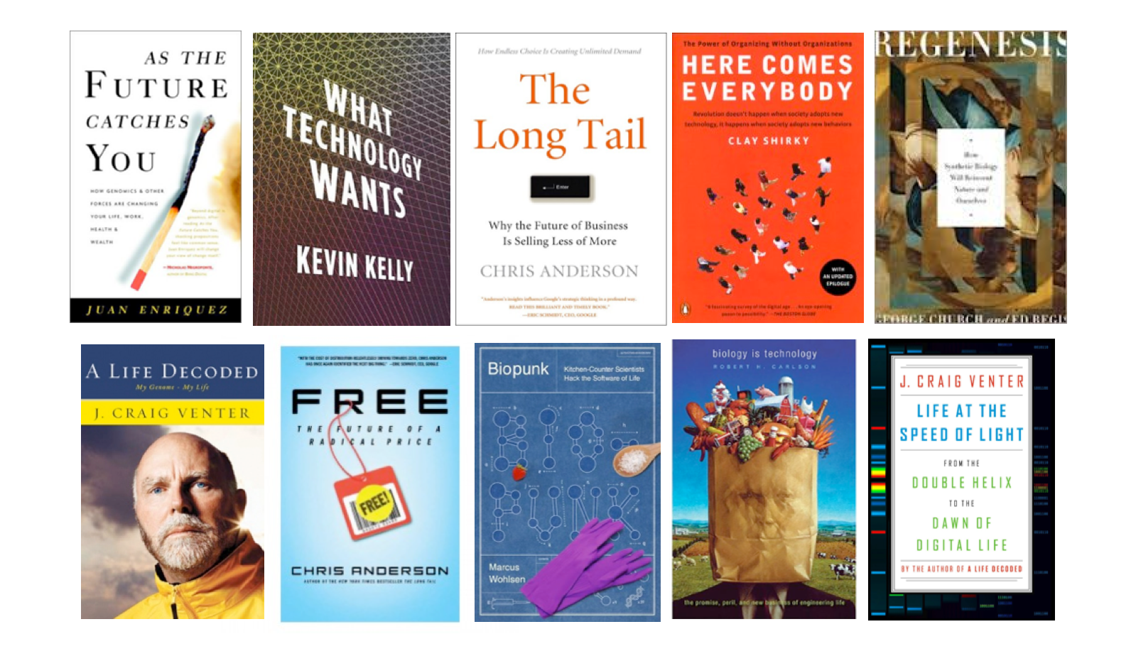 Great books to get one started in synthetic biology